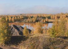Подмосковье, Пеший поход Кондуки- Тульские горы