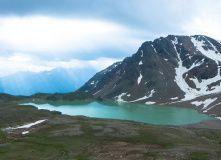 Кавказ, Долина реки Кыртык и озеро Сылтранкель – жемчужина Приэльбрусья
