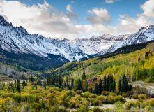 Канада, Канадские Скалистые горы: национальные парки Банф и Джаспер (разведка)