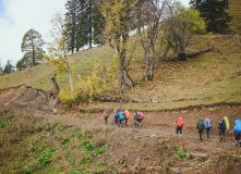 Кавказ, Вегетарианский поход по озерам Архыза