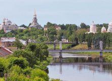 Подмосковье, Велопоход по российской глубинке налегке: из Твери в Волочёк