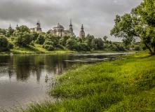 Подмосковье, Сплав по реке Тверца с посещением г. Торжок