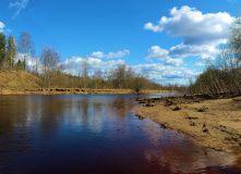 Сплав по реке Капша