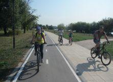 Подмосковье, Велопрогулка по паркам Москвы