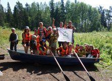 Сев-Запад, Мультипоход с детьми по Карельскому перешейку