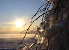 Байкал, Байкальский лёд - молодежный комфорт-тур