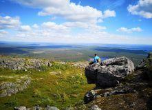 Карелия, Крыша Карелии - гора Нуорунен