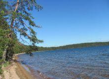 Карелия, Пеший поход к Петрозаводским озерам