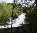 Карелия, Сплав по реке Винча (разведка)