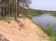 Беларусь, Байдарочный поход по рекам Нарочанка и Вилия