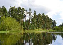 Сев-Запад, Сплав по реке Оредеж на пакрафтах