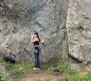 Карелия, Скалолазание на Хийтольских скалах