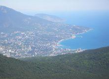 Крым, По Горам и Древним городам (из Бахчисарая в Ялту)