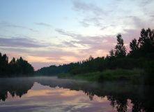 Сев-Запад, Сплав по реке Тихая с выходом в Ладогу