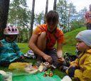 Беларусь, Белорусские просторы на велосипедах с детьми (с автосопровождением)
