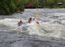 Кольский, Сплав по реке Умба на байдарках
