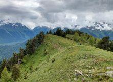 Кавказ, Кругозоры Архыза (турбаза + поход)
