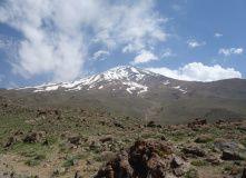 Иран, Персидские каникулы. Восхождение на Демавенд