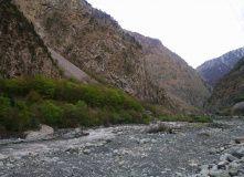 Грузия, Сплав по реке Кура c отдыхом на Чёрном море