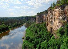 Урал, Сплав по реке Ай