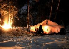 Подмосковье, Лесной Новый год