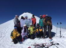 Восхождение на Эльбрус, Эльбрус за 8 дней: Восхождение на пик (с размещением в гостиницах и альпинистском приюте)