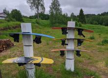 Подмосковье, Вейкборд-лагерь с обучением