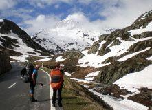 Швейцария, Путь Святого Бернара: из Швейцарии в Италию