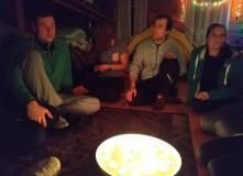 Сев-Запад, В теплом кругу. Новогодняя ночь 2021 с проживанием в теплом доме и активной программой