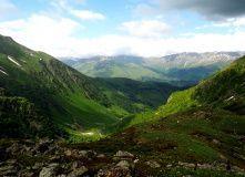Кавказ, Горный лагерь в Архызе [Кавказ]