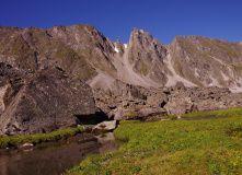 Сибирь, Чарские пески и бастионы Кодара (Кодарский Хребет)