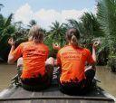 Вьетнам, Южный Вьетнам: Водоворот приключений