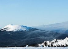 Урал, Зимняя сказка Таганая