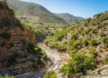 Марокко, Трекинг в Райскую долину