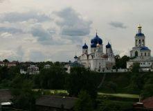 Подмосковье, Пеший поход - из Суздаля во Владимир на 3 дня