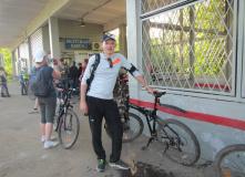 Подмосковье, Велопрогулка по парку Лосиный остров - г. Москва