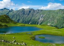 Кавказ, Горные озера Сочи