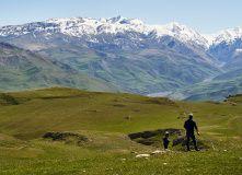 Азербайджан, Солнечный трекинг с приключениями