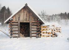 Русский Север, Новогодние праздники в Кенозерье (на лыжах)