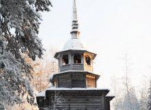 Русский Север, Новый год в Кенозерье (лыжный)