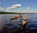 Сев-Запад, Тур на каяках (байдарках) по фортам и островам Выборгского залива (с лодкой сопровождения)
