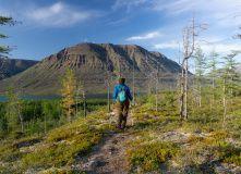 Сибирь, Под полярным небом плато Путорана