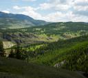 Сибирь, Красноярские столбы и таёжные тропы