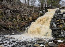 Карелия, Охотники за водопадами