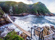 ЮАР, От Атлантического к Индийскому океану