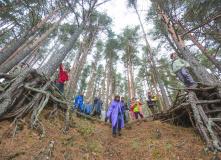 Подмосковье, Молодежный лагерь на Селигере