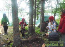 Кольский, Лёгкий поход по Ловозерским тундрам
