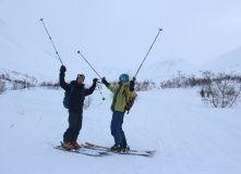Кольский, Зимняя Сказка в Хибинах