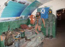 Сев-Запад, Путешествие к форту Красная Горка