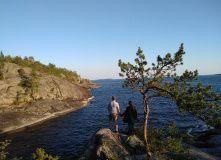 Карелия, Поход в залив Русалки (Импилахти)